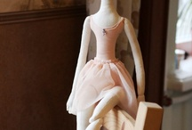 Collectible dolls / by Nataly Tursunbayeva