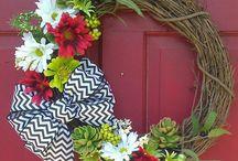 Wreaths  / by Dawn Dunnivant