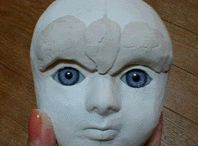 Crafts - sculpting / by Helen .