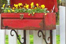 DIY - Gardening / by Janel Icenogle