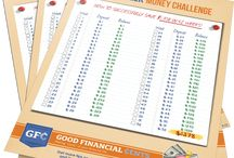 52 Week Money Savings Challenge / The 52 Week Money Challenge might be the easiest way to boost your savings.   / by Jeff Rose