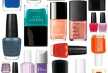 Nail Polish Love / by Michele Clinton