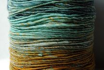 Project Inspiration: Handspinning / by Fancy Tiger Crafts