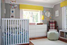 Grey/Yellow Nursery / by Ana Lee