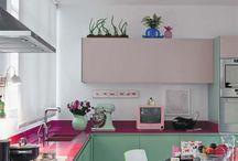 Kitchens | Cozinhas / by Casa de Estar