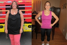 Before & After Photos / by Lucille Roberts | The Women's Gym