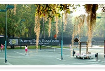 Palmetto Dunes Tennis Center / Tennis Magazines top tennis resort in the Carolinas! Hilton Head Island / by Palmetto Dunes Oceanfront Resort
