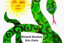 Eric Carle / Eric Carle es un autor e ilustrador de libros infantiles, nacido en Siracusa, Nueva York el 25 de junio de 1929 y criado en Alemania. Ha ilustrado más de setenta libros, y vendido 88 millones de copias. / by THE LEARNING BUS Language Centre & Bookshop