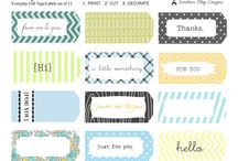 Fonts & Printables / by Amber Lee