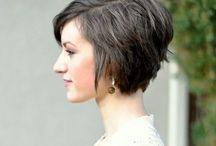 Cute Haircuts / by Rebecca McGrath