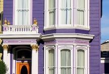 Houses I Love / by Katharine Cram