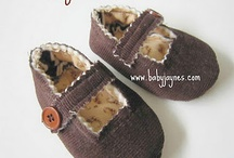 baby shoes / by Roseli Barbosa