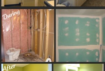 For The Home / Home reno ideas and ideas to make life easier at home! / by Tenille