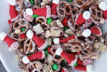 Holiday Fun Foods  / Christmas fun foods.......... / by Nancy Bowers