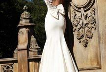 Wedding dresses cakes & reception / by Rebecca Blair