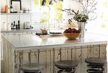 Kitchen Island / by Melissa Flowers