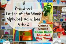 Preschool / by Shannon Cassidy