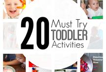 Toddler / by Diana Hatch