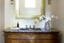 Bathrooms / by Gayle Bourland