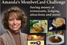 Amanda's MemberCard Challenge / by WCNY