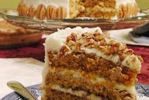 Cakes / by Tishina Mindemann