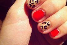 fav nail designs / by SALLY BRANT