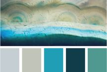 Cool Palettes / by Katherine Hall