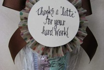 Thank you gifts / by Michelle Rice