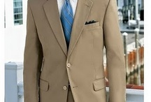 Men's Clothing / Clothing for the Professional man. / by Portraits by Lady - S