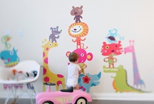 Gotta Have Kid's Rooms / by Once Upon a Sewing Machine