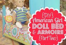 Doll Stuff / by Karen Farmer