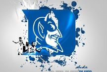 Duke Blue Devils, Coach K / Love me some Duke Basketball / by gramma gale