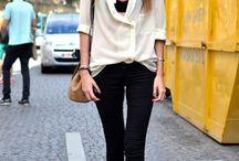 Paris outfits / by Cori Wiza