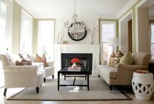 family room / by Emily @ LaForce Be With You