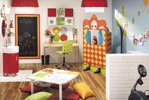 Basement playroom  / by Chelsea Davis