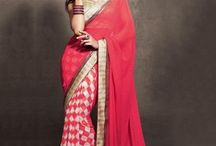 Sarees / by Styletag