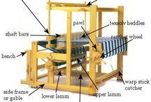 Weaving / by The Woolery