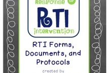 RTI / by Kimberlie Bowie Williams