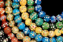 African Beads -  Trade Beads and Such / I love African Beads and want to know more about them / by Linda Younkman