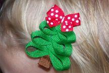 Hair bows / by Mary Sorensen