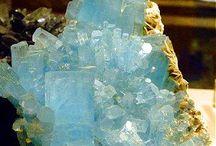 Crystals / by Cheryl Thompson