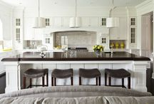 KITCHENS / by Kate Brock