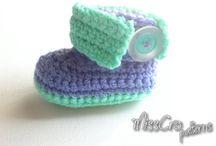 Crochet & Knitting | Babies / by Vanessa Godoy