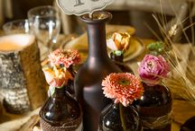 Charming Centrepieces / Charming centerpieces in a variety of sizes, shapes and materials.  / by Natural Nostalgia
