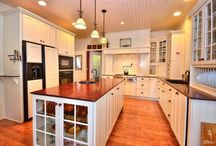 Gorgeous Kitchens / by St. James Plantation Southport, NC