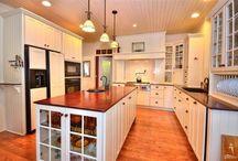 Gorgeous Kitchens / by St. James Plantation Southport, NC