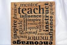 I'm a Teacher Teacherson / by Katie Sluiter