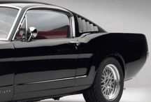 FORD MUSTANG #1 / by Stephen Hobbs