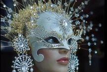 Masks / by Denise Stewart