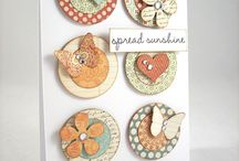 Work crafts / Cards / by Laureen Mitchell